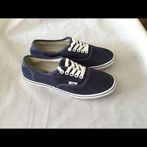 Vans Authentic Lo Pro Canvas Shoes